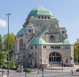 Alte Synagoge Essen 2014