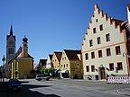 Abensberg - Kuchlbauerturm - Niemcy
