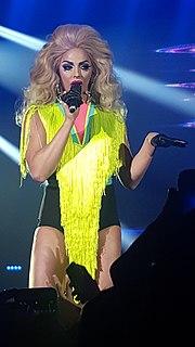 Alyssa Edwards American drag queen