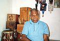 Amador Ballumbrosio chez lui à El Carmen.JPG