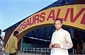 Amalendu Bose - Dinosaurs Alive Exhibition - Science City - Calcutta 1995-June 040.JPG