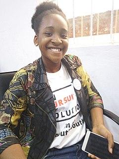 Amarachi Nigerian singer and dancer