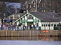 Ambleside booking office and pier, Waterhead - geograph.org.uk - 1732669.jpg