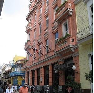 Hotel Ambos Mundos (Havana) - Image: Ambos mundos