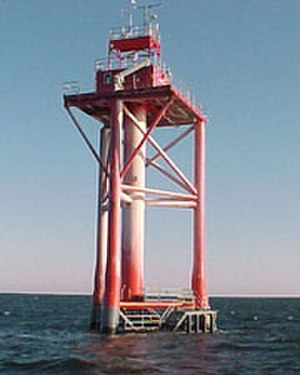 Ambrose Channel - Ambrose Light 1999–2008