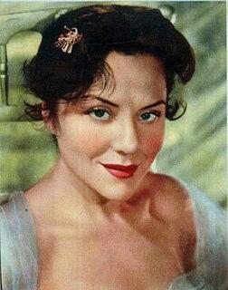 Amelia Bence Argentine film actress