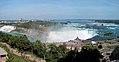 American and Canadian Falls, Niagara Falls (460289) (9446463175).jpg