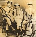 Americo jacomino (canhoto) and friends 1910s.jpg