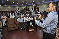 Amitava Akuli Demonstrates CDAC Handheld Electronics Nose - NCSM - Kolkata 2018-04-23 0288.JPG