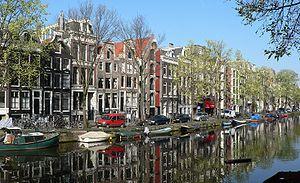 Randstad - Amsterdam.