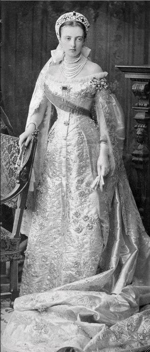 Grand Duchess Anastasia Mikhailovna of Russia - Image: Anasztaszija Mihajlovna Romanova