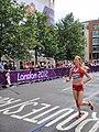 Andrea Mayr (Austria) London 2012 Women's Marathon.jpg