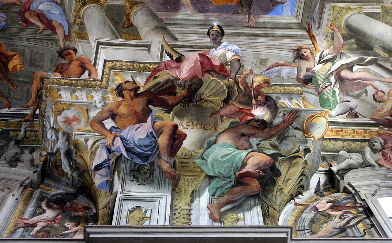 File Andrea Pozzo Gloria Di Sant Ignazio 1685 94 13 Jpg