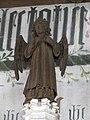Angel sculpture at St Mary's Church, Ewelme, Oxfordshire.jpg