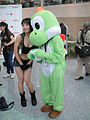 Anime Expo 2011 - Yoshi and friend (5917935030).jpg