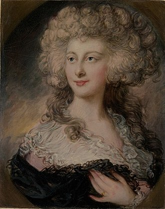 Gainsborough Dupont - Image: Anne Elizabeth Cholmley by Dupont