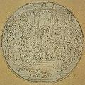 Anoniem, Medaillon met voorstelling van het oordeel van Salomon - Médaillon représentant le jugement de Salomon, KBS-FRB (CVH 541-4).jpg
