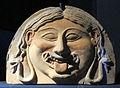 Antefissa semiellittica con gorgone, 510-500 ac. ca, da taranto (MAN taranto).JPG