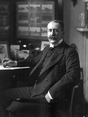 Herman Wrangel (diplomat) - Wrangel in 1907