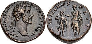 Sohaemus of Armenia King of Armenia