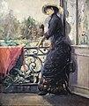 Antonio Piatti - Donna al balcone.jpg