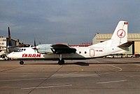 YR-BML - B738 - LOT