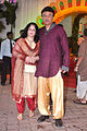 Anu Malik at Esha Deol's wedding at ISCKON temple 15.jpg