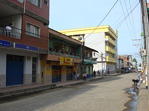 Apartadó - Image: Apartado Cll 98