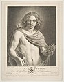 Apollo wearing a mantle and holding a laurel branch and violin MET DP815225.jpg