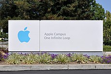 Apple Campus One Infinite Loop Sign.jpg