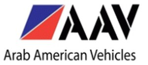 Arab American Vehicles - Image: Arab American Vehicles logo