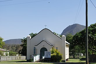 Aratula - St Stephen's Anglican church