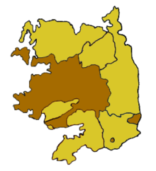 The Archdiocese of Tuam within the Ecclesiastical Province of Tuam