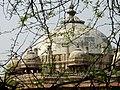 Architectural Detail - Humayun's Tomb - New Delhi - India - 01 (12771770543).jpg