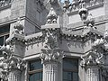 Architectural details on House with Chimaeras 2007-2.JPG