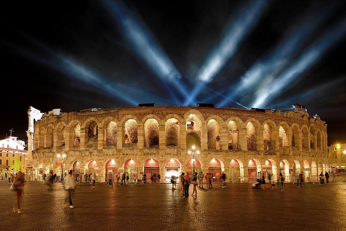 Arena de Verona - Wikipedia, la enciclopedia libre