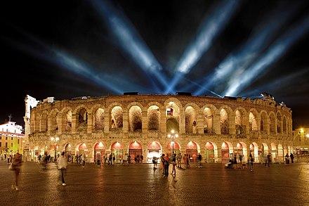 Verona Arena - Wikiwand