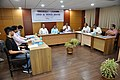 Arijit Dutta Choudhury Speakes - Opening Session - Workshop on Organising Indian and World Robot Olympiad - NCSM - Kolkata 2016-03-07 2195.JPG