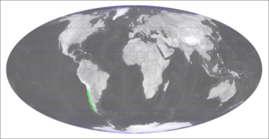 Aristotelia chilensis distribution.png