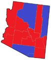Arizona Senate Election Results by County, 2012.png