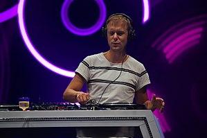 Armin van Buuren - Armin van Buuren performing in Kiev, 2017.