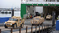 Armoured Vehicles Returning from Afghanistan MOD 45157202.jpg