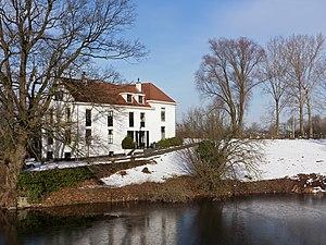 Elden, Netherlands - Image: Arnhem Elden, monumentaal woonhuis GM022WN0440 met sneeuw foto 1 2017 01 15 12.50
