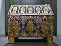 Arqueta de talleres de Limoges, Monasterio de Santo Domingo de Silos.jpg