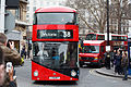 Arriva London bus LT2 (LT61 BHT) 2011 New Bus for London, Victoria bus station, route 38, 27 February 2012 (2) uncropped.jpg