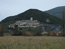 Arrone – Panorama