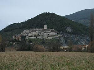Arrone - View of Arrone
