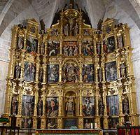 Arroyo de la Luz - retablo parroquial.JPG