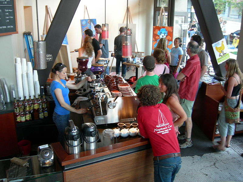 File:Artists at All City Coffee 25.jpg