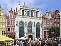 Artus Court in Gdańsk - 20060730.jpg